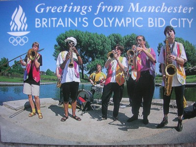 The Jazz Band Other Davyhulme Park 1992 Manchester Digital Music Archive