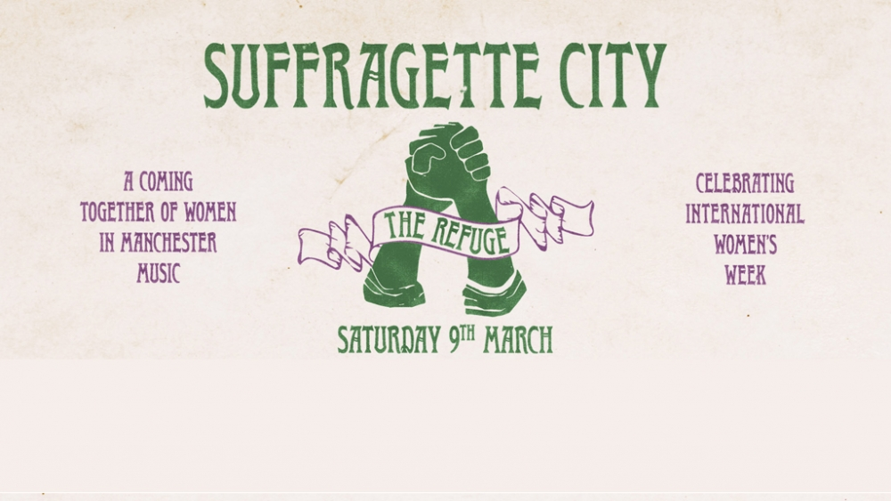 Suffragette City - The Music Event