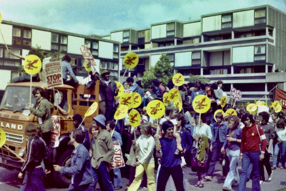 We Are Dynamite! Northern Carnival Against the Nazis - digital exhibition